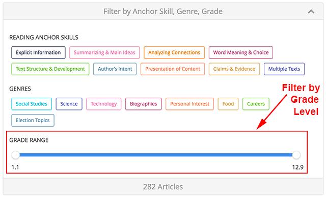 ELA-Filter-by-Grade-Level